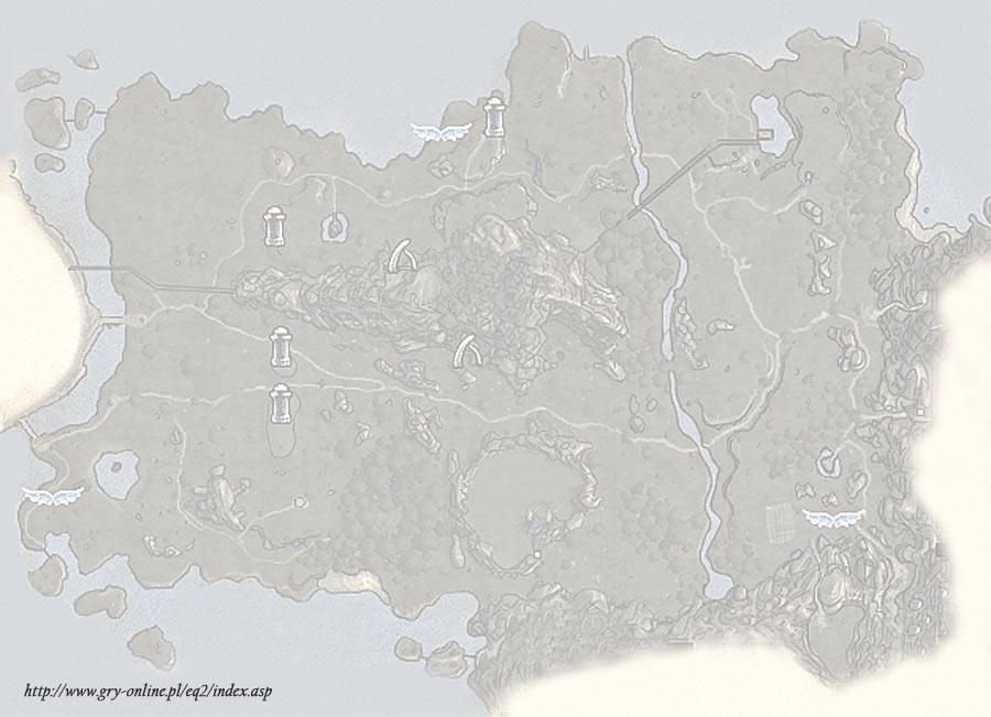 F00 Antonica Map - EverQuest 2