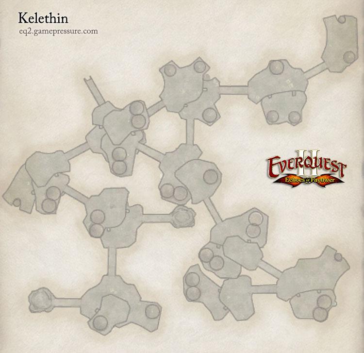 EoF 03 Kelethin Map - EverQuest 2