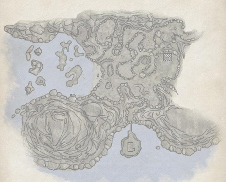 EoF 10 Butcherblock Mount  Map - EverQuest 2